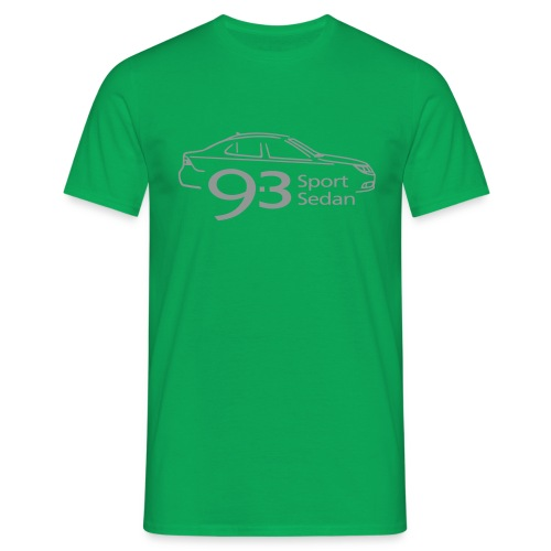 93ss2008 - Men's T-Shirt