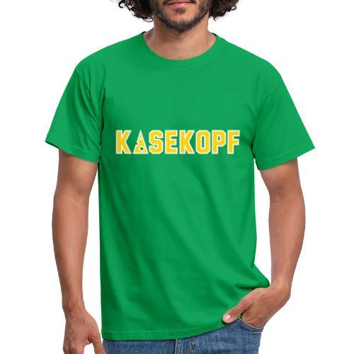 Käsekopf - Männer T-Shirt