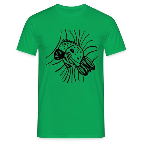 pesce1 - Maglietta da uomo
