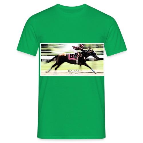 shutterstock 60490213 angreESAI jpg - T-shirt Homme
