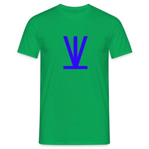 Vecent Logo Smooth - Männer T-Shirt