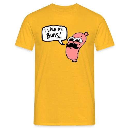 Mr. Sausage - Men's T-Shirt