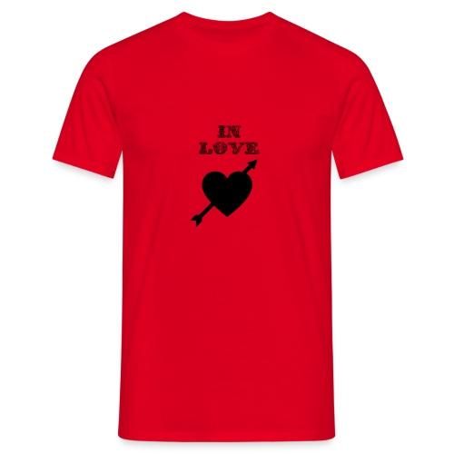 I'm In Love - Maglietta da uomo