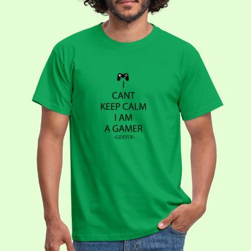 Keep Calm - Männer T-Shirt