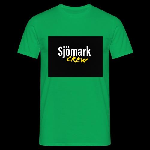 Loggo huvtröja - T-shirt herr