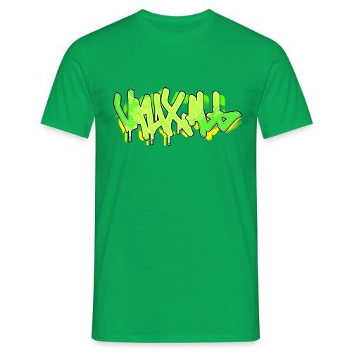 Graffiti | GREEN - Men's T-Shirt