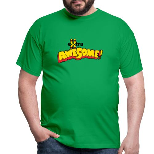 eXtra Awesome Down's Syndrome Tee - Men's T-Shirt