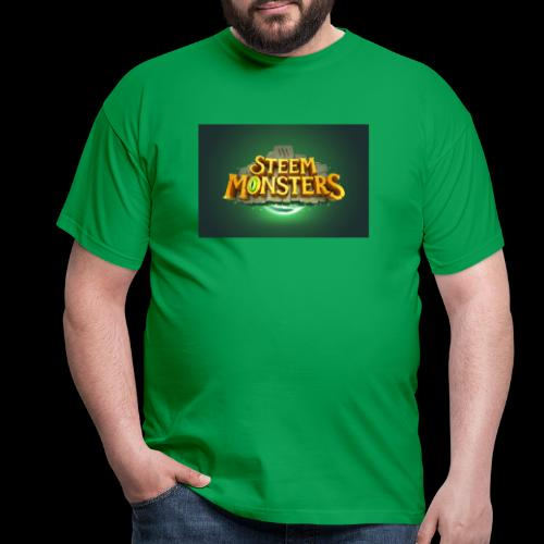 steem monsters - Männer T-Shirt