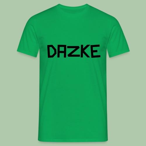 dazke_bunt - Männer T-Shirt
