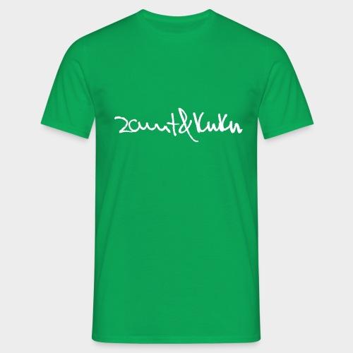 handwriting - Männer T-Shirt