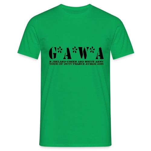 G*A*W*A - Men's T-Shirt