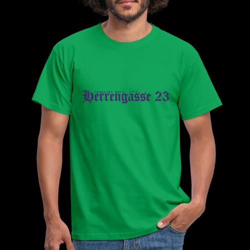 herrengasse - Männer T-Shirt