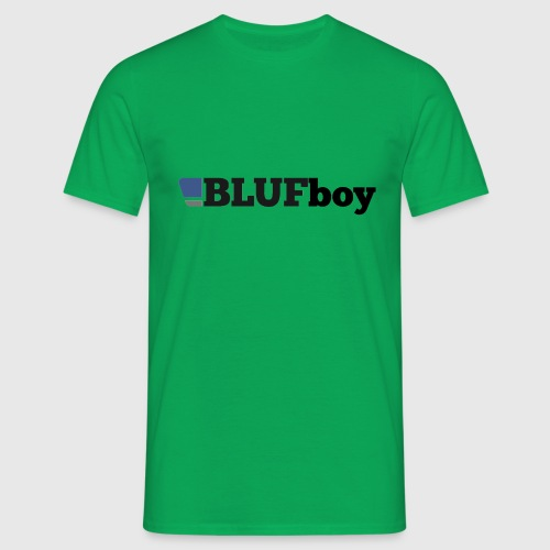 BLUF Boy - Men's T-Shirt