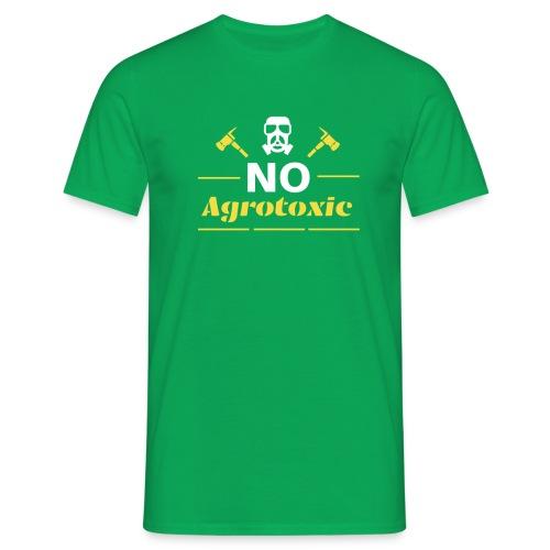 No Agrotoxic - Maglietta da uomo
