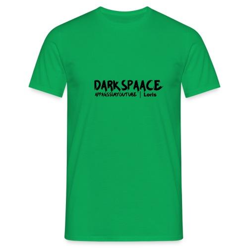 Habits & Accésoire - Private Membre DarkSpaace - T-shirt Homme