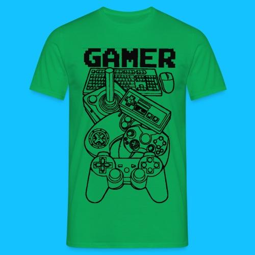 gamer - Koszulka męska