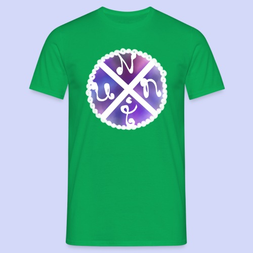 Nuni! cross, NuniDK Collection - Female top - Herre-T-shirt