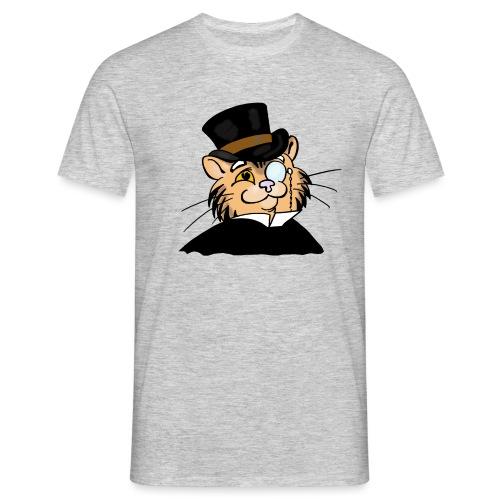 Gatto nonno - Maglietta da uomo