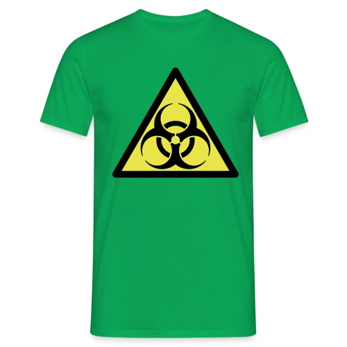 Biohazard - Mannen T-shirt