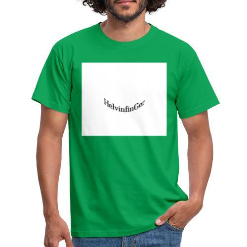 HilvinfinGer - Camiseta hombre