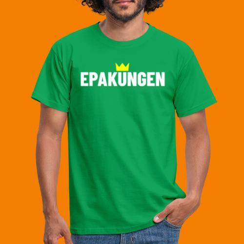 EPAkungen - T-shirt herr