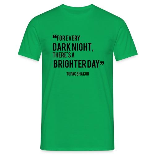 Mental Health Quote 2 - Men's T-Shirt