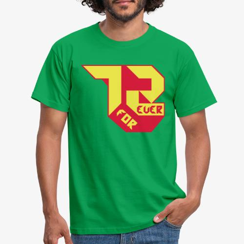 création 72 for Ever collection 01 , année 1972 - T-shirt Homme