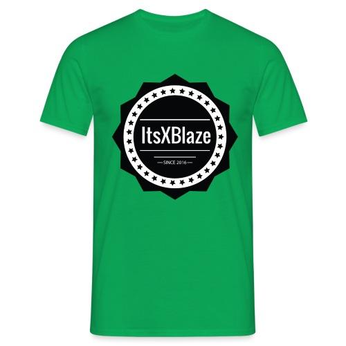 ItsXBlaze Logo 2 Hoodie - Mannen T-shirt