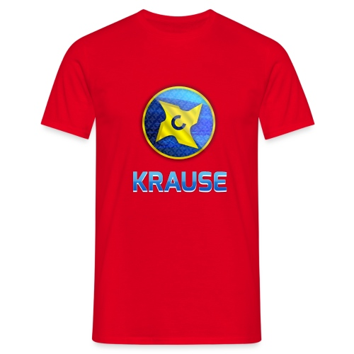 Krause shirt - Herre-T-shirt