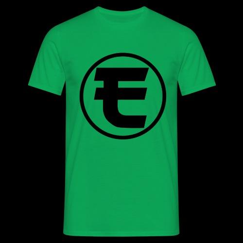 Evanus T-Shirt Wit - Mannen T-shirt