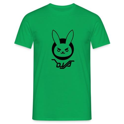 Logo_Dva - Men's T-Shirt