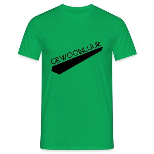 GewoonLuuk SportKleding - Mannen T-shirt