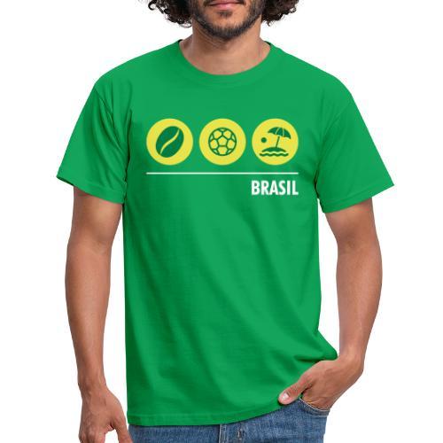 Circles - Brazil - Men's T-Shirt