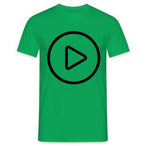 Fresh Monkey Music Series. - Mannen T-shirt
