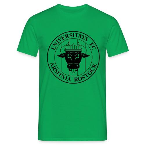 UFC Logo nur schwarz - Männer T-Shirt