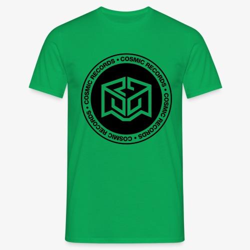 logo tshirt - T-shirt Homme