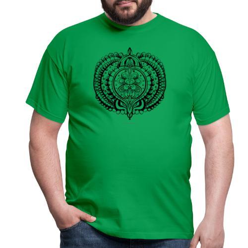 Street Mandala 2 Stefan Lindblad Illustration - T-shirt herr