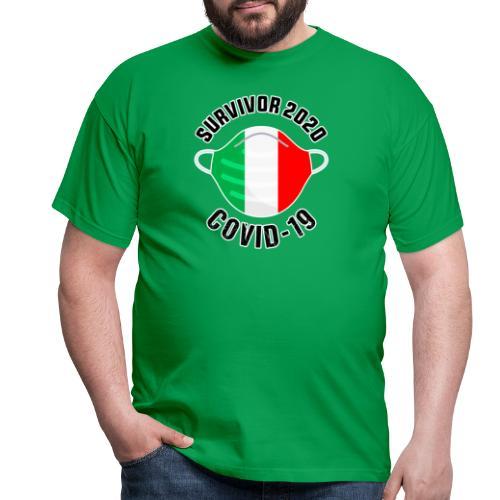 survivor covid 19 italia - Camiseta hombre
