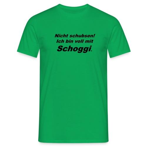 Schoggi - Männer T-Shirt