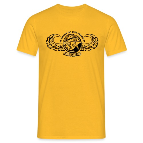 HAF tshirt back2015 - Men's T-Shirt