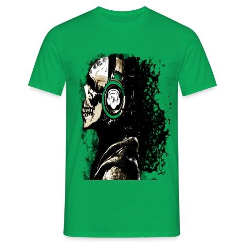 Death&Music - Men's T-Shirt