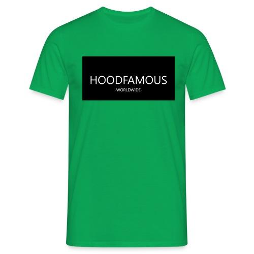 HOODFAMOUS - Männer T-Shirt
