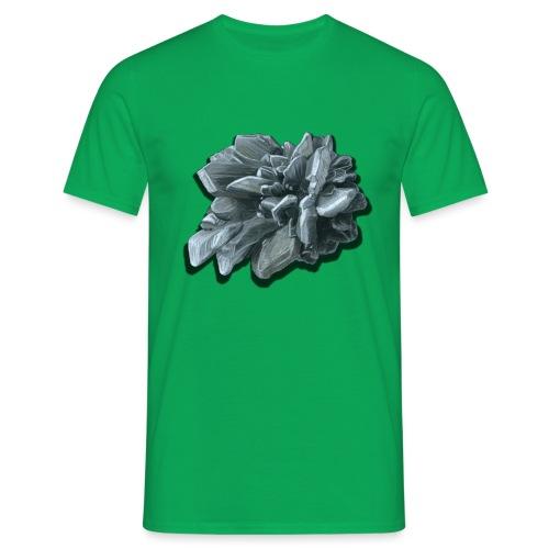 Gipsrose - Männer T-Shirt