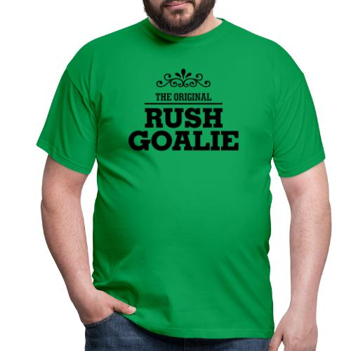 The Original Rush Goalie - Men's T-Shirt