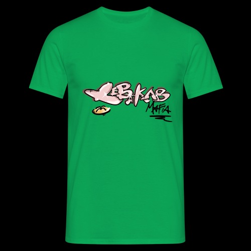 Lebakas Mafia - Männer T-Shirt