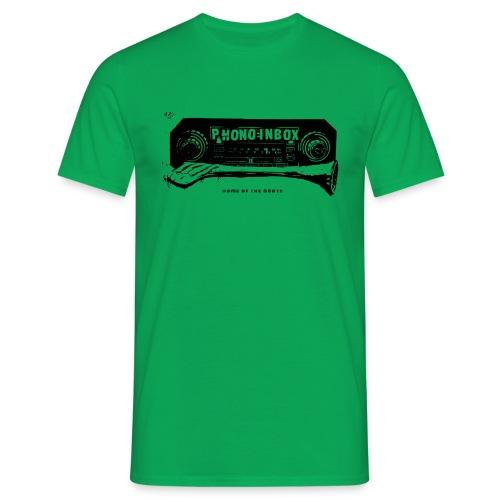 Phono Inbox - T-shirt herr