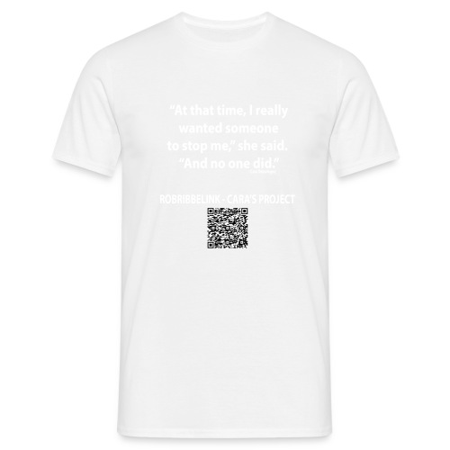 Caras Project fan shirt - Men's T-Shirt