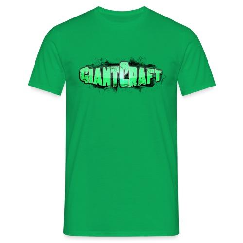 Vandflaske - GiantCraft - Herre-T-shirt