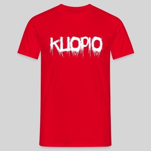Kuopio - Miesten t-paita