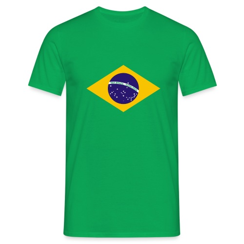 NOT BRAZIL - NORN IRON - Men's T-Shirt